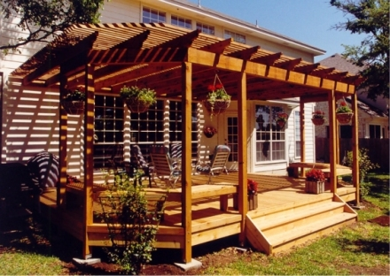 Professional deck building services North Shore MA